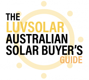 LuvSolar Buyer's Guide